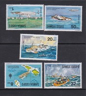 Samoa SG 444-448 1975 Interpex,mint Never Hinged - Samoa