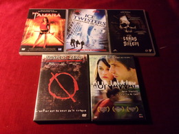 LOT DE 5 DVD   POUR 10 EUROS ( Lot  248 ) - DVDs