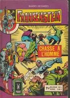 """FRANKENSTIEN  N° DOUBLE   N° 3218 Comics Pocket 1979  (poids 200 Gr) """"TB état"""" - Frankenstein"""