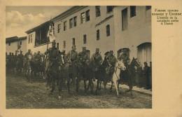 H93 - SERBIE - L'entrée De La Cavalerie Serbe à Uscub - Serbie