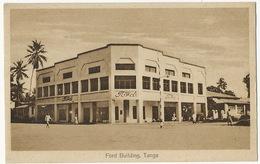 Tanga Ford Building Ford Cars - Tanzanie