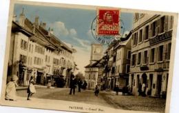Suisse - PAYERNE - Grand'Rue - Animée - Hôtel De L'Ours - Non Classificati