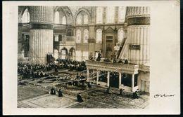 Istanbul, Sultan Ahmed-Moschee, Blaue Moschee, Innen, FOTO - Türkei