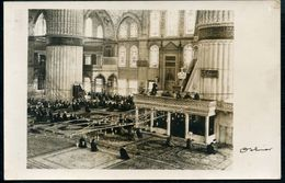 Istanbul, Sultan Ahmed-Moschee, Blaue Moschee, Innen, FOTO - Turquie