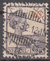NETHERLANDS INDIES    SCOTT NO  128   USED   YEAR  1912 - Netherlands Indies