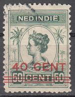 NETHERLANDS INDIES    SCOTT NO  148   USED   YEAR  1922 - Indes Néerlandaises