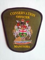 Conservation Officer Manitoba - Police