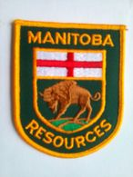 Manitoba Resources - Police