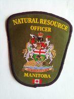 Natural Resource Officer Manitoba - Police