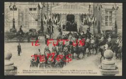 61 ALENCON - Grandes Fetes 1909 - Départ Du Ministre Pour Le Banquet - Alencon