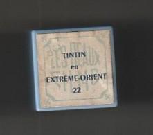 1 Film Fixe TINTIN  En Extreme Orient  N°22   (ETAT TTB ) - Bobines De Films: 35mm - 16mm - 9,5+8+S8mm
