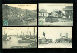 Beau Lot De 60 Cartes Postales De France  Vendée  Mooi Lot Van 60 Postkaarten Van Frankrijk ( 85) - 60 Scans - Cartes Postales