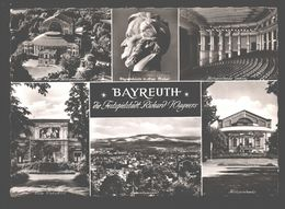 Bayreuth - Die Festspielstadt Richard Wagners - Mehrbildkarte - Bayreuth