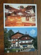 Gasthof Zum KIRCHENWIRT Familie Rettenbacher - Puch Bei Salzburg / Anno 19?? ( Voir/zie Foto Voor Details ) !! - Hotels & Restaurants