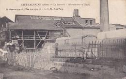 CIRY-SALSOGNE,(Aisne) ... , La SUCRERIE - France