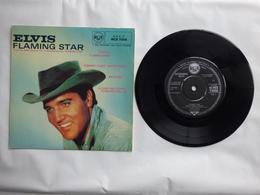 B.O.F FLAMING STAR  Label RCA RCX 7205  MUSIQUE  CHANTE PAR ELVIS PRESLEY WITH JORDANAIRES - Filmmusik