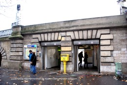 Paris XIII (75)- METRO-Station Corvisart (Edition à Tirage Limité) - U-Bahnen
