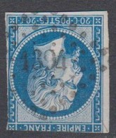 PC   1394   GIGEAN   (  33  -  HERAULT  ) - 1849-1876: Période Classique