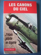 ALGERIE / PILOTE T6 / ARMEE DE L'AIR / APPUI-FEU / APPUI-SOL - Français