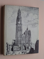 ANTWERPSCHE KERKEN En HUN KUNSTSCHATTEN Frederik Clijmans / Antwerpen 1944 ( Zie Foto's ) ! - Geschiedenis