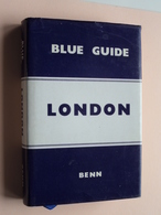 BLUE GUIDE - LONDON ( Benn ) 1965 ( With Maps ) Stuart Rossiter ( Zie Foto's ) ! - Europe