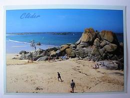 FRANCE - FINISTERE - CLEDER - La Plage Des Amiets - Cléder