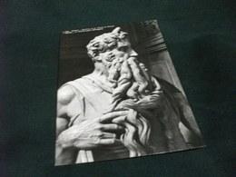 SCULTURE STATUA PARTICOLARE MOSE' MICHELANGELO ROMA BASILICA S. PIETRO IN VINCOLI - Sculture
