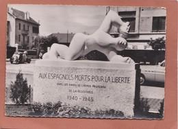 ANNECY A Los Espanoles Muertus Per La Libertad 1940 45 - Annecy