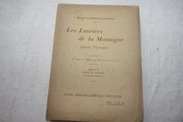 PETROVITCH-NIEGOCH / Les Lauriers De La Montagne - Autres
