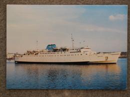 SOUTHERN FERRIES PANTHER - DIXON CARD - Fähren