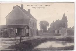 Moselle - Ruche - Picardie - La Place - Metz En Couture - Metz