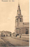 Waasmunster, Kerk, Eglise, Jaren 30. - Waasmunster