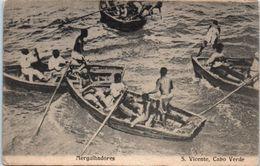 AFRIQUE --  CAP VERT --  S. Vicente - Cape Verde