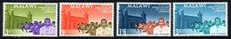 MALAWI. N°29-32 De 1965. Soulèvement De 1915. - Malawi (1964-...)
