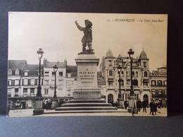 Dunkerque La Place Jean Bart - Dunkerque