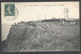 Cap De La HEVE - Le Phare Et Les Falaises - ND Phot. 404 - Voir 2 Scans. - Unclassified
