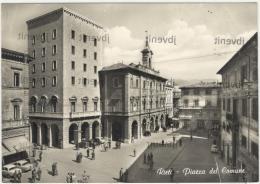RIETI - Piazza Del Comune (anumata) - Rieti