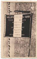 VIELSALM : Etendard Du 3e Chasseurs Ardennais - Vielsalm