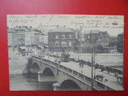 Liège : Le Pont Neuf-TRAM-ANIMATION (L288) - Liege