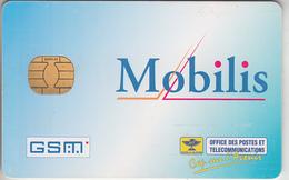 NOUVELLE - CALÉDONIE - TÉLÉCARTE - GSM & SIM   *** MOBILIS *** - New Caledonia