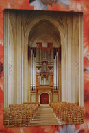 Denmark - Copenhagen Gundtvigs Kirke Church Organ - Grande Orgues - Musique Et Musiciens