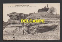 DD / 25 DOUBS / BASSINS DU DOUBS / ROCHER DE LA CASQUETTE / ANIMÉE - Non Classés