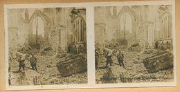 101 - GUERRE BELGIQUE - NIEUPORT - Intérieur De La Cathédrale - Nieuwpoort