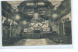 Paturages  XXV E Anniversaire  Des Fanfare Et Chorale Socialistes - Colfontaine