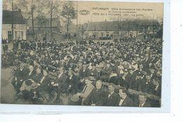 Paturages  XXV E Anniversaire  Des Fanfare Et Chorale Socialistes Le Public - Colfontaine