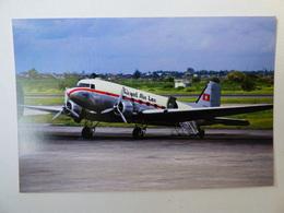 ROYAL AIR LAO   DC 3 / C 47   XW TAF - 1946-....: Era Moderna