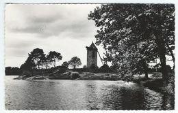 BREAL-sous-MONFORT (35) - Etang De La Roche  -   Cpsm - Autres Communes