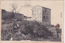 Arzens Tour De L Ancien Chateau - France