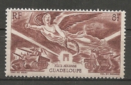 GUADELOUPE -  Yv.  PA N°  6  *  8f  Victoire   Cote  1,1 Euro  BE 2 Scans - Guadeloupe (1884-1947)