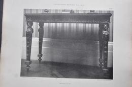 LOT DE 34 PHOTOS DES MEUBLES DE LA COLLECTION DE RICHARD WALLACE - Furniture